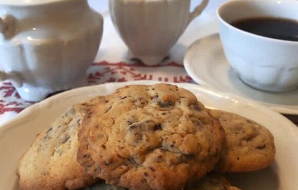 Cookies weich und schokoladig